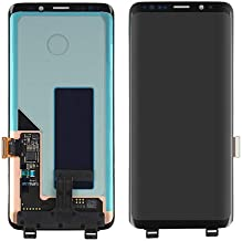 "TheCoolCube Compatible LCD Display Touch Screen Digitizer New Assembly Replacement for Samsung Galaxy S9+ G965 S9 Plus 6.2"" Black"