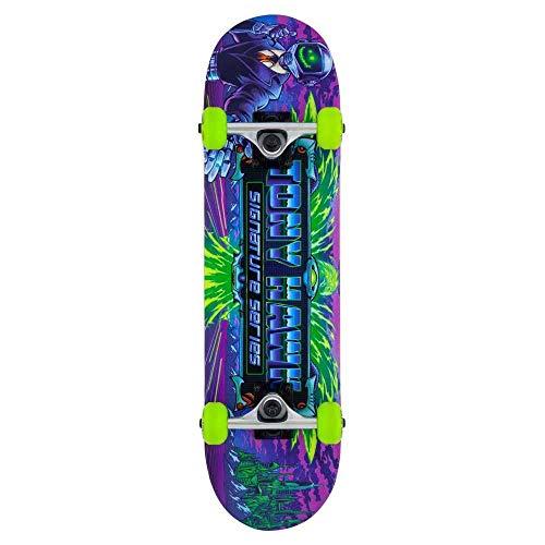 Tony Hawk Skateboard COMPLETO Wingspan 8.0' Purple