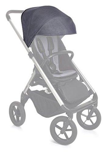 easywalker Mosey - Capota de silla de paseo, diseño New York Blue
