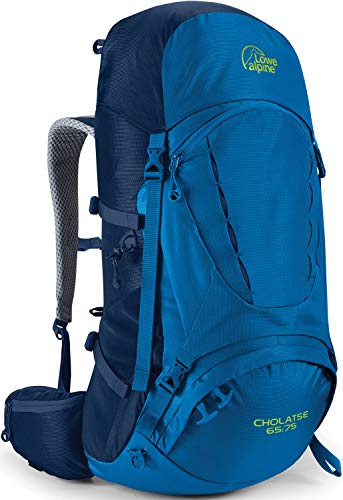 Lowe Alpine Cholatse 65:75 - Mochila Hombre - azul 2016