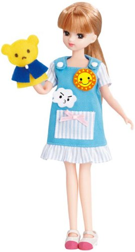 Teacher Rika-chan LW-07 kindergarten (japan import)