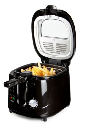 Domo DO-461FR Friteuse Noir 2,5 L by Domo