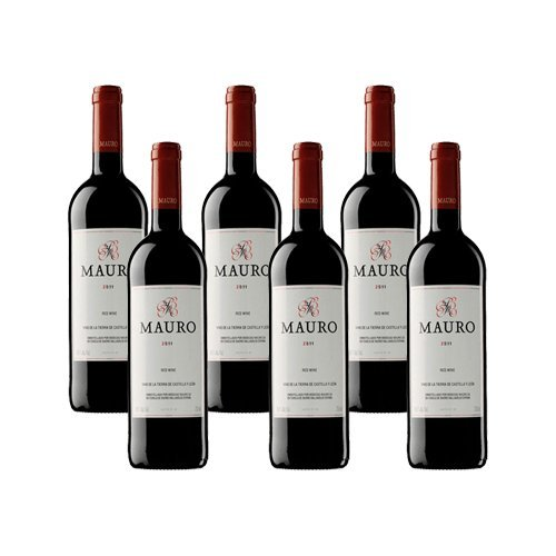 Mauro - Vino Tinto - 6 Botellas