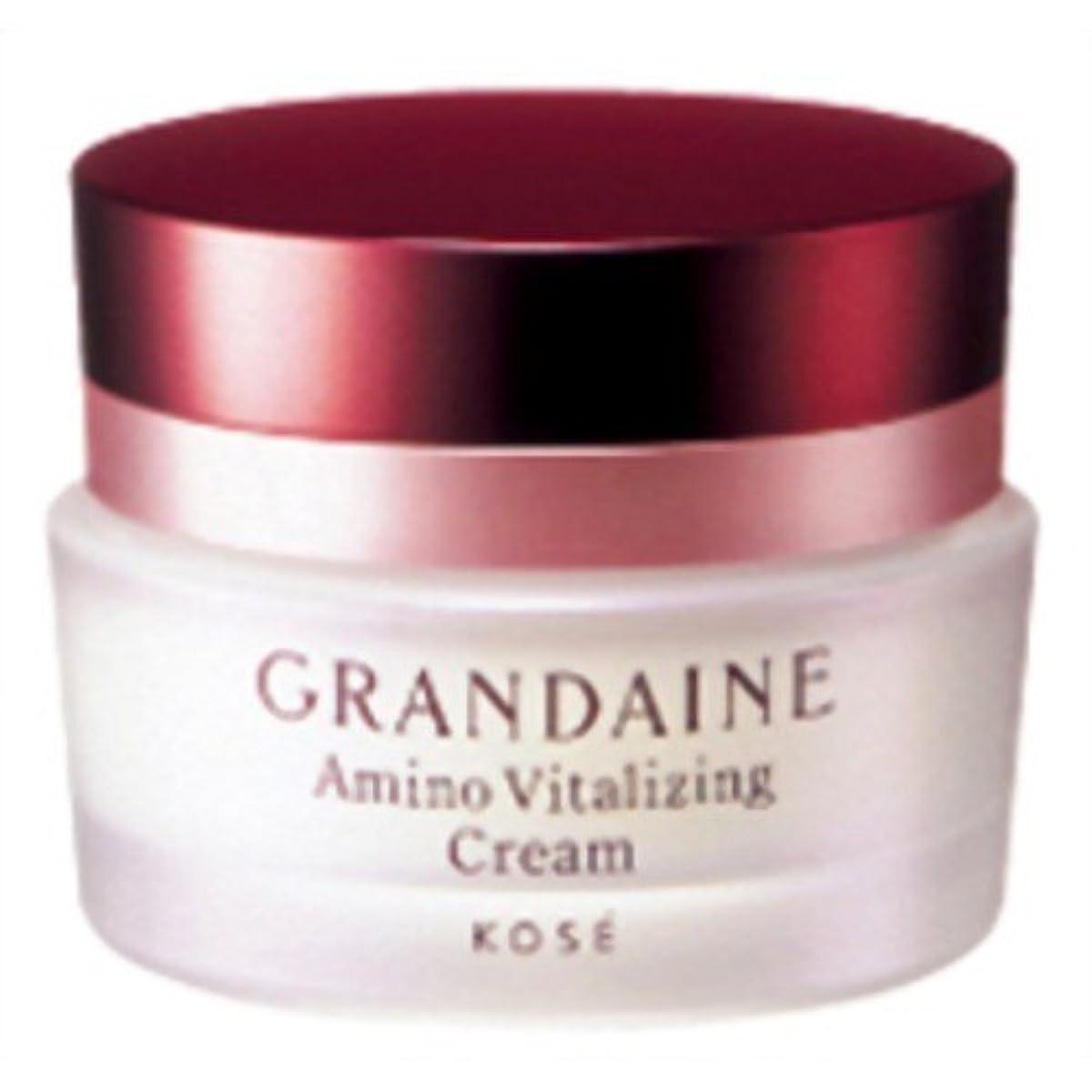抑制するイチゴアグネスグレイコーセー グランデーヌ アミノ バイタライジングクリーム 40g