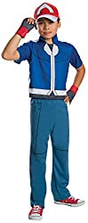 rubies costume pokemon ash deluxe child costume medium
