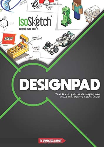 IsoSketch DESIGNPAD: Sketch and Design like a pro!