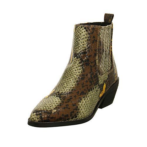 La Strada Damen Stiefeletten Cowboytive Stiefelette 1806949-1580 Animal 705007