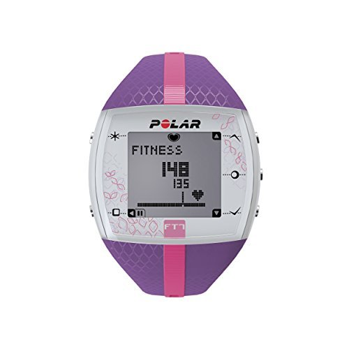 Polar FT7F Lila Pink lila