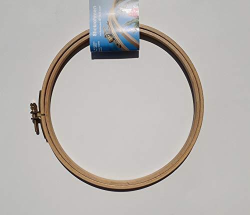Prym Stickrahmen, Beige, 25 cm