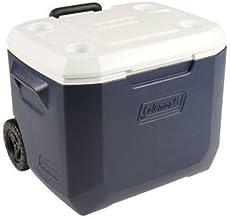 Coleman Xtreme 50-Quart Wheeled Cooler (Dark Blue)