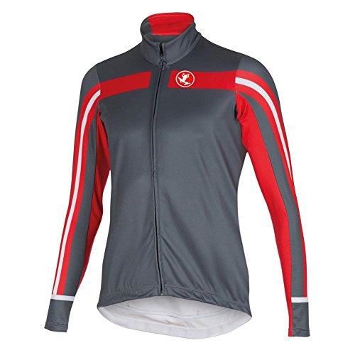 Uglyfrog Full Sleeve Cycling Jersey Mens Pro Cycling Long Sleeve Cycle Tops, Mountain Bike/MTB Shirt, Reflective Biking Bicycle Clothes Racing Top Spring Biking Jacket HSLJ15