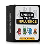 Under The Influence: Fun Adult Drinking Games - Party Card Game with 200 Cards -...