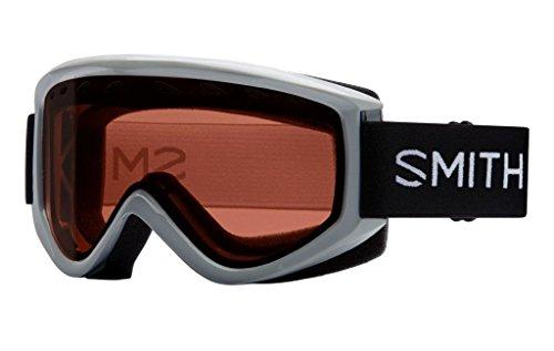 Smith Optics Vice Adult Electra Snow Pro Air Snowmobile Goggles Eyewear - Sliver/RC36 / Medium
