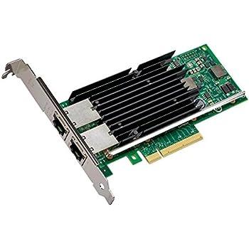 Intel OEM PCI-Express X540-T2 10G Dual RJ45 Ports Ethernet Network Adapter
