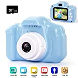 Best Camera For Kids - hyleton Digital Camera for Kids, 1080P FHD Kids Review