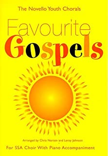 The Novello Youth Chorals: Favourite Gospels