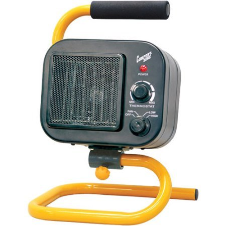 Comfort Zone Electric Compact Shop Heater