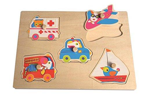 Egmont Toys- Puzzle, Multicolor (E570031)