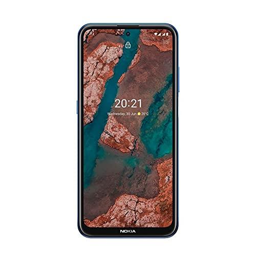 Nokia X20 - Smartphone de 6.67 Pulgadas (WiFi 802.11 b/g/n/AC, BT 5.0,...