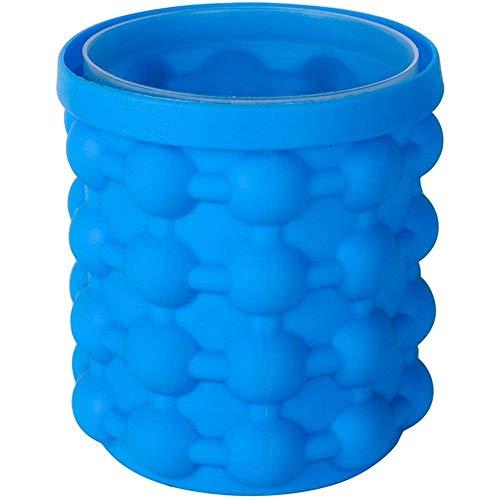 LILICEN CY Cubos de Hielo Bloque de Hielo Bloque de Hielo Bloque enfriado por Hielo Cubo de Hielo Fabricante, número Grande