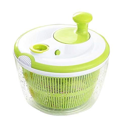 FAMILYA Hand schütteln Dehydrator Salat Spinner Gemüsetrockner große Kapazität Wasser Maschine kommerzielle Entwässerung Eimer Salat Dry Drain Eimer