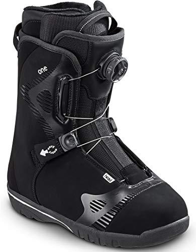 HEAD Damen One BOA Snowboard Stiefel, Black, 255