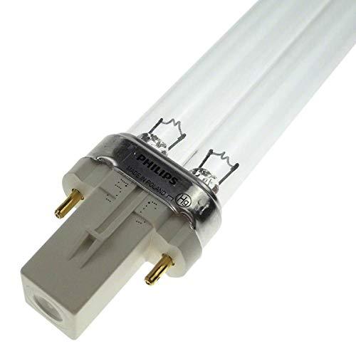 UVC Lampe 11Watt G23 Wasserklärer Teichklärer Ersatzlampe