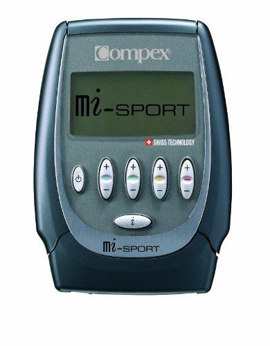 Compex Mi-Sport - Estimulador y tonificador muscular electrónico