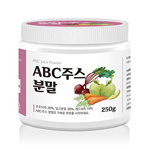 GoodDay ABC Juice Powder 250g Bottle, Product of Korea 국내산