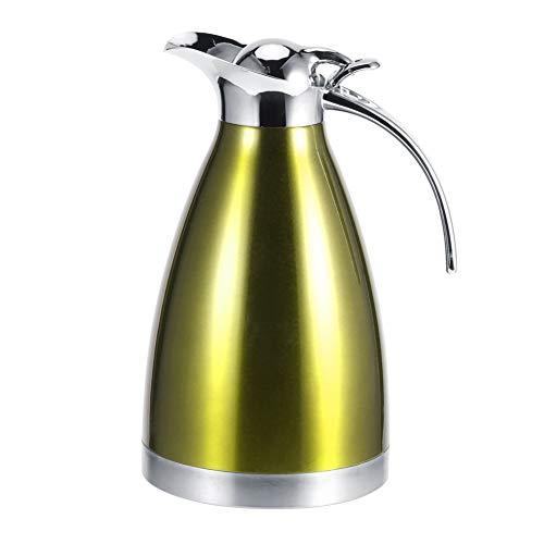Stal nierdzewna gospodarstwo domowe garnek do utrzymywania ciepła podwójna warstwa próżniowa europejski ekspres do kawy izolacja 304 wkładka pingwin czajnik izolacyjny (#4)