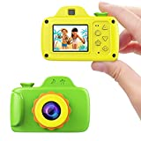 Smallest Kid Camera,ZTour Mini HD Digital Toy Camera Camcorders,Video Recorder Action...
