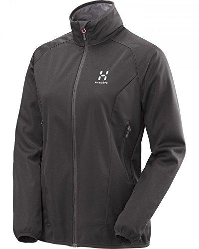 Haglöfs Mistral Jacket Women, XL, True Black 2C5