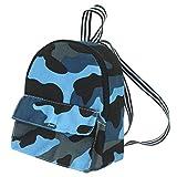 18 Inch Doll Backpack, Boy Doll-Sized Blue...