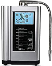 AquaGreen Alkaline Water Ionizer Machine AG7.0, Home Water Filtration System, Produces pH 3.5-10.5 Alkaline Water, 7 Water Settings, Up to -570mV ORP, 8000L