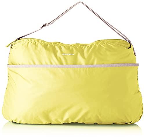 Bensimon, Shoulder Bag da donna, taglia unica, (Verde (Citron)), Taglia unica