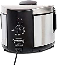 Masterbuilt MB23015018 5-Liter Electric Fryer, 5L - Standard, Stainless Steel