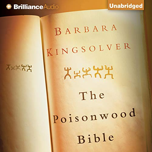 Page de couverture de The Poisonwood Bible