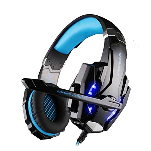 afunta headphones bluetooths Wired Over Ear Headphones - RQWEIN Stereo Sound Headphones with Tangle Free Cord Bass Comfortable Headphones, Lightweight Portable for Smartphone Tablet Computer PC Laptop Notebook
