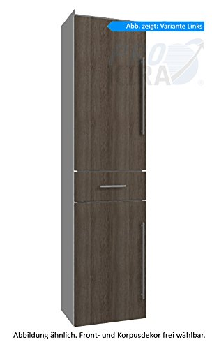 PURIS Classic Line (hna054a7ml/R Armadio di Bagno 40cm)