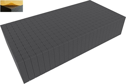 Figure Foam Tray double-size Raster self-adhesive DS005RS 5 mm 0.2 Inch