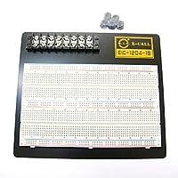 ノーブランド品 ブレッドボード(EIC1204-1B) 0165-40-4-12041B