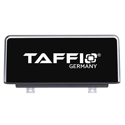 TAFFIO® Android 9.0 Anti Glare Touchscreen GPS Navigation SD USB Multimedia Media Player für BMW 1 Series F20 F21 F23 mit CIC System *10.25