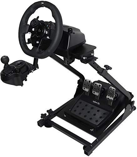 G920 Steering Wheel Stand Per Logitech G27 G25 G29 E G920 Volante Con Supporto V2 Supporto Giochi Solo Supporto Ruota E Pedale Non Incluso