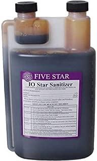 Five Star IO Star - 32 Ounce - Low Foaming Iodophor