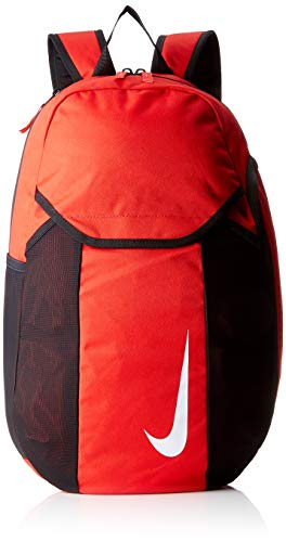 Nike Academy Team Fußballrucksack, University Red/Black/White, One Size