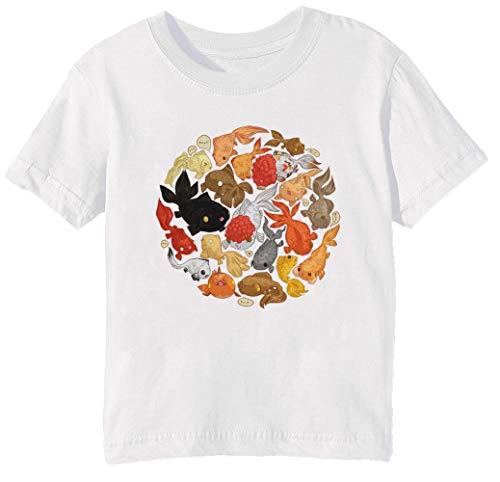 Cute Koala in Hawaii Bambini Unisex Ragazzi Ragazze Maglietta Bianco Kids Boys Girls White T-Shirt Tshirt T Shirt Tee