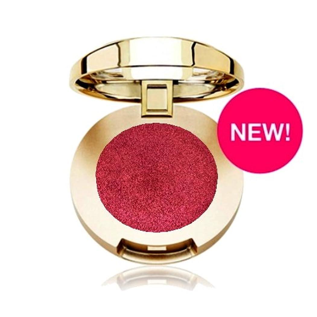 パッド拡張偽善者(3 Pack) MILANI Bella Eyes A Gel Powder Eyeshadow - Bella Rouge (並行輸入品)