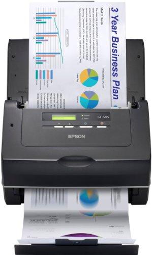 Epson GT-S85 Dokumentenscanner (DIN A4, 600dpi, 40ppm) schwarz