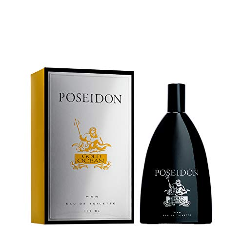 Poseidon Gold Ocean - Perfume para Hombre - 150 ML