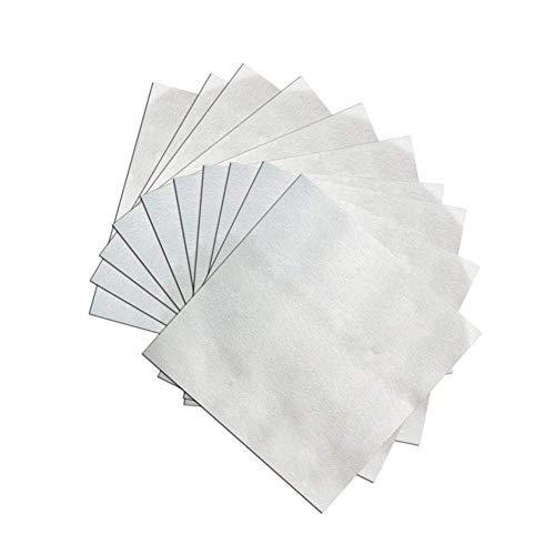 Adhesivo de Cinta 30 unids para Piscina Inflable, Parches de Kit Ropa Impermeable Cappotte WTZ012